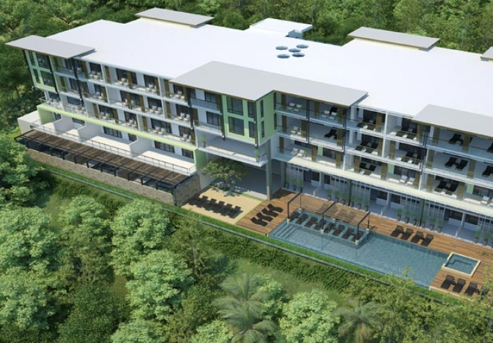 Seaview Condos on Rawai Beach