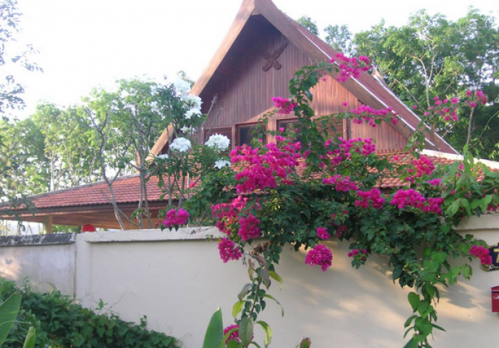 Beautiful Villa in Naiharn
