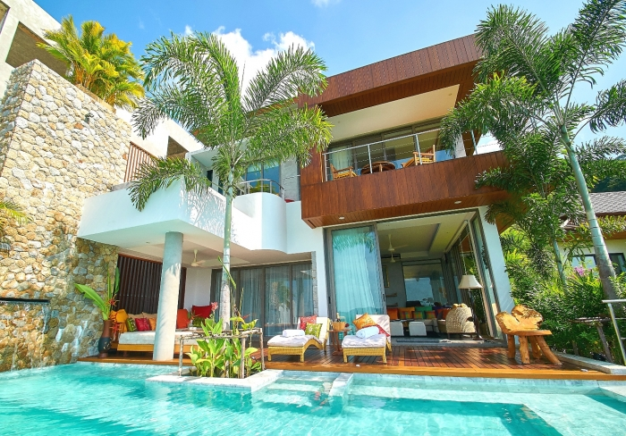 Stunning 4 bedroom Sea View villa in Bangtao